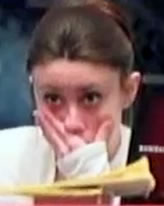 Casey Anthony -  Oops!  Did I do that?